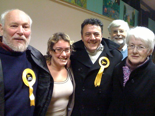 Lib Dems gain Ivybridge Filham, South Hams DC