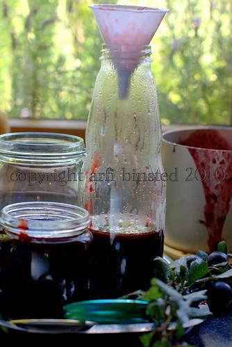 Damson plum cordial recipe