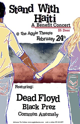 haiti benefit show no beer specials