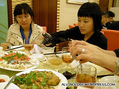 Chiat-ying from Jetstar and Han Joo