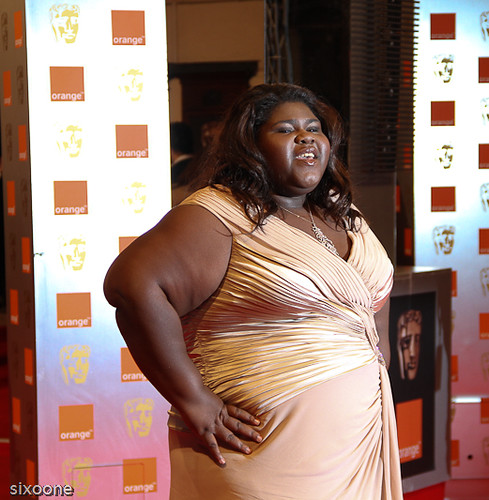actress Gabourey Sidibe