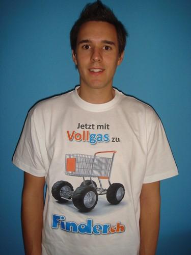 finder.ch Shirt
