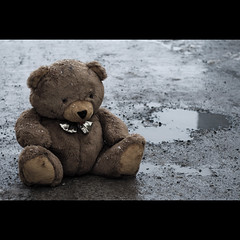 ...Sad Bear...