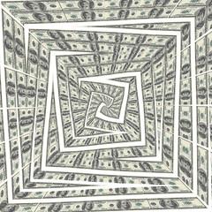 607 - Money Whirlpool - Texture