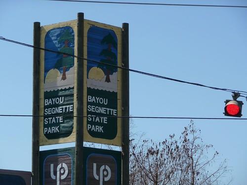 bayou segnette state park.