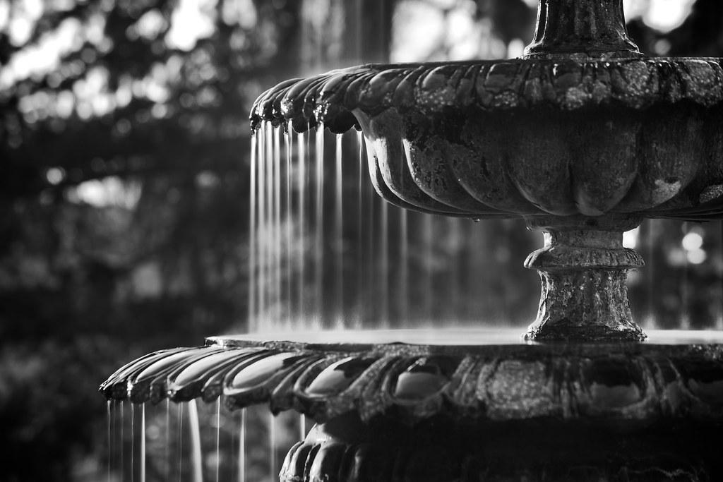 65/365: Silken Fountain.