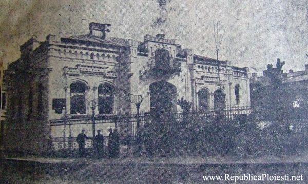 Casa Ergas Mamaciu - 1927