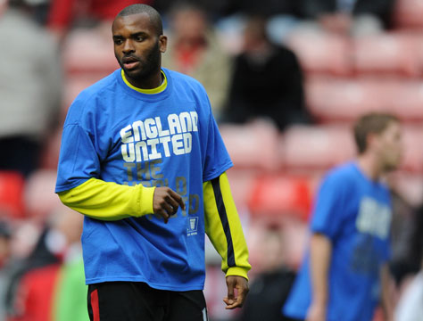 Backing the Bid: Darren Bent