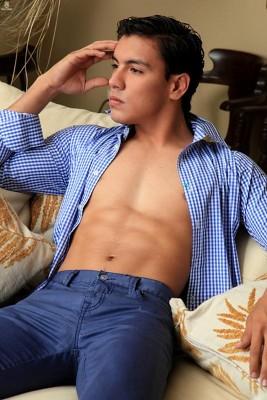 Carlos Ortega sexy hunk from Honduras