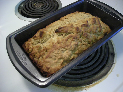 Super Bowl Sunday: Beer Bread