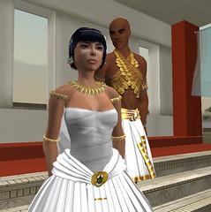 amarna royalty (hopscotch-uemeu) Tags: avatar rezzable heritagekey