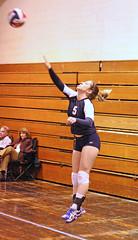 Yorktowne 18s 3-6-10 (634) (SJH Foto) Tags: girls sports club team tournament revolution volleyball serve 18s yorktowne 3610 u18s