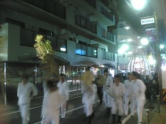 The Manto Gyoretsu procession