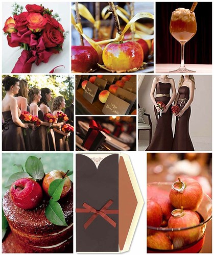 Reader Request: An Apple Wedding in Fall