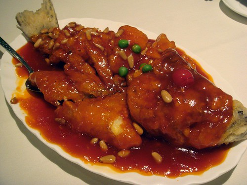 Sweet&sour fish@Wu Kong