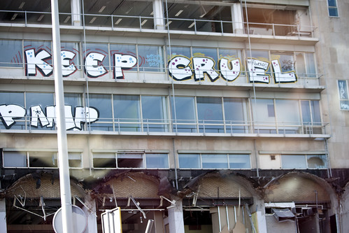 Keep Cruel