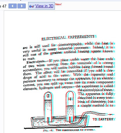 Google Books In 3D