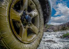 Jimny_HDR_mud in off road (Ƥαƨσ∂ιαcκ) Tags: mud offroad 4x4 4wd suzuki hdr jimny fango fuoristrada