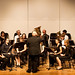 Orchestra and Wind Ensemble Concert: Music on Film held March 25, in Lehman Auditorium.