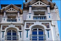 5 - 1er avril 2010 Maisons-Alfort 7 rue du Capitaine Deplanque (melina1965) Tags: windows window collage nikon ledefrance faades mosaic collages balcony mosaics april balconies avril balcon fentre faade 2010 fentres mosaque mosaques valdemarne balcons maisonsalfort d80 photoscape