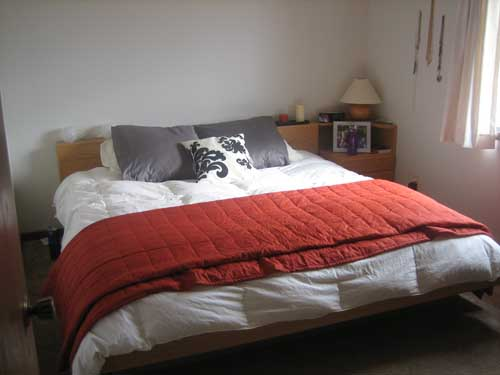 le bedroom