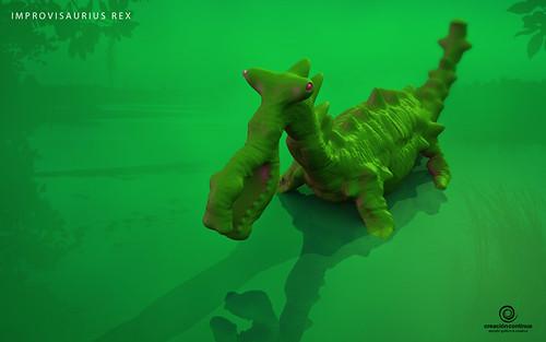 Improvisaurius Rex