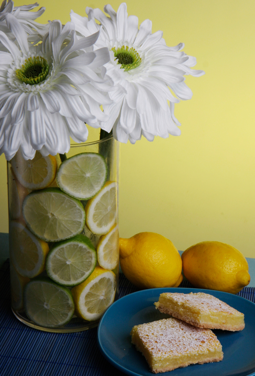 Citrus Vase