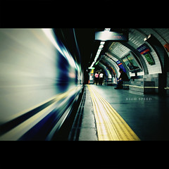 High Speed (Dr Cullen) Tags: speed underground nikon coldplay metro velocidad anden speedofsound metrodemadrid 35mmf18 drcullen d300s nikond300s