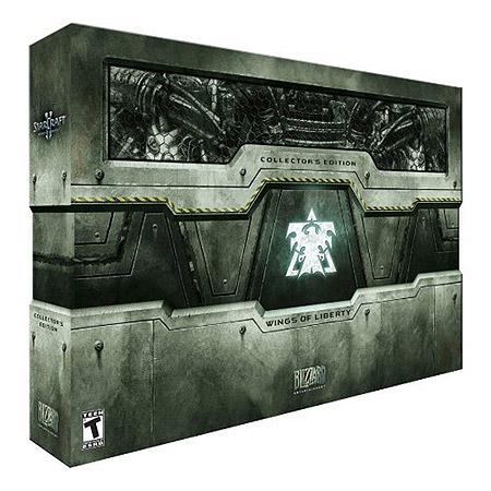 StarCraft II en édition collector