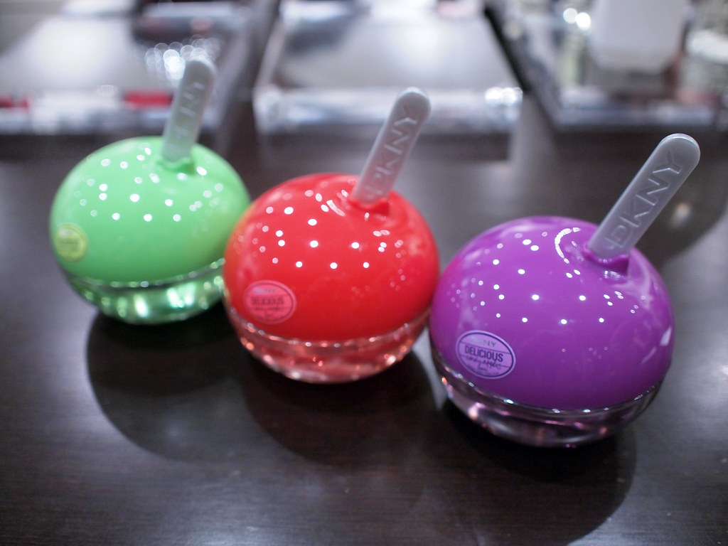 ASCENT 個性香氛大測試 香水 DKNY Delicious Candy Apples