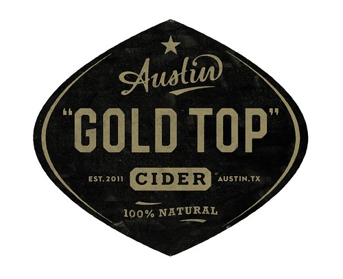 Austin Eastciders label