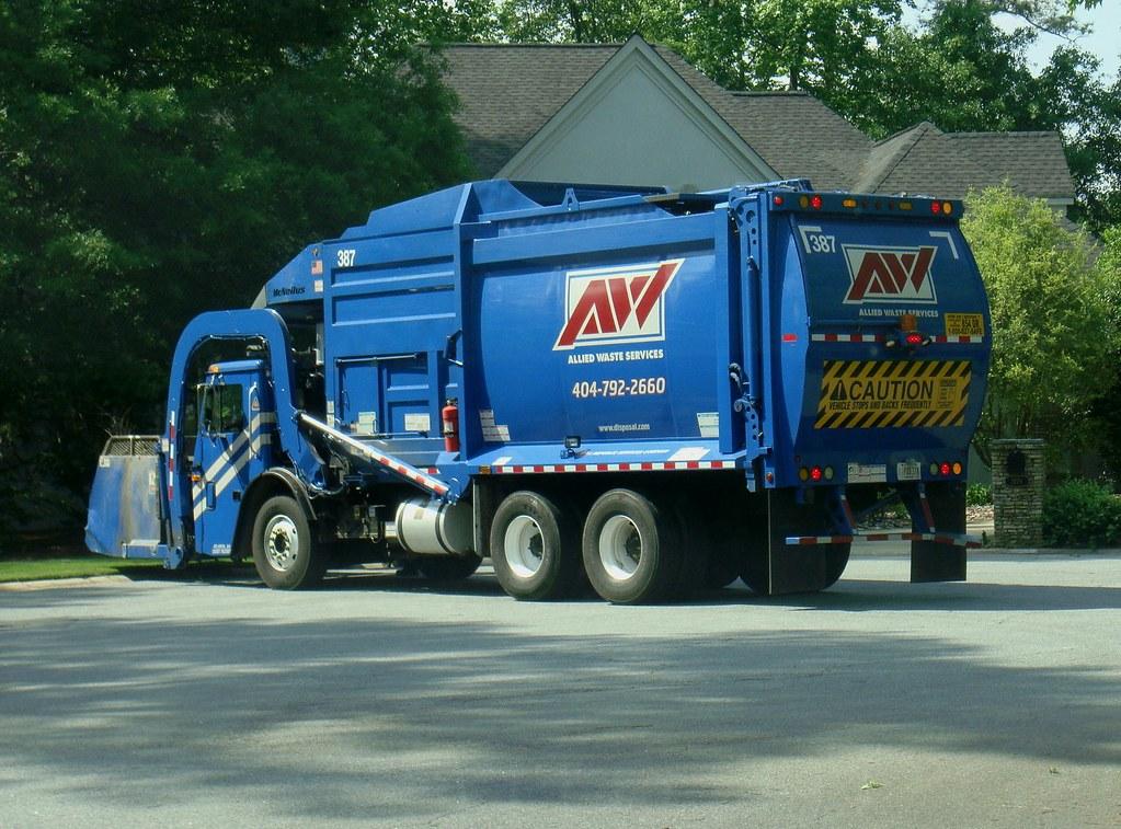 The World S Best Photos By Jojo Garbage Trucks Flickr