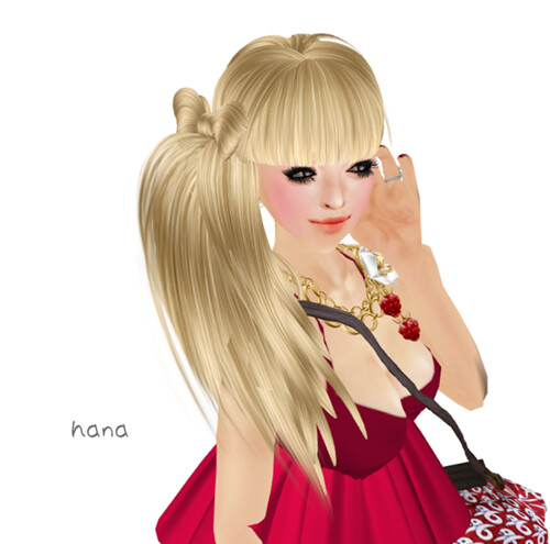 .+*HS*+. Hair ::KOKO:: LB Original Color Blond (BOX)