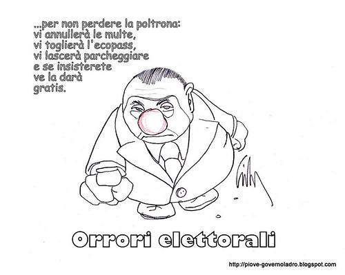 Orrori elettorali by Livio Bonino