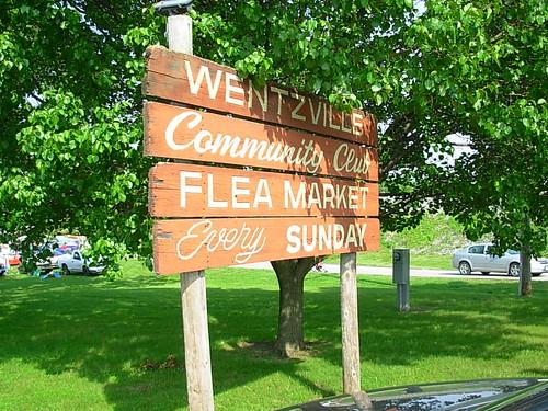 Flea Market Finds- Wentzville, MO - YouTube