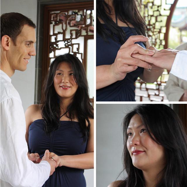 wedding, Ellie & Jason