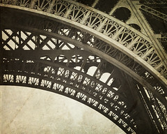 Timeless (Melanie Alexandra Photography) Tags: paris france architecture iron europe eiffeltower