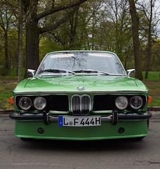 BMW (ingrid eulenfan) Tags: leipzig völkerschlachtdenkmal auto automobil bmw oldtimer fahrzeug car