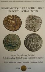 NUMISMATIQUE ET ARCH�OLOGIE EN POITOU-CHARENTES