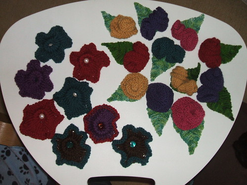 Brooches for Making Merry