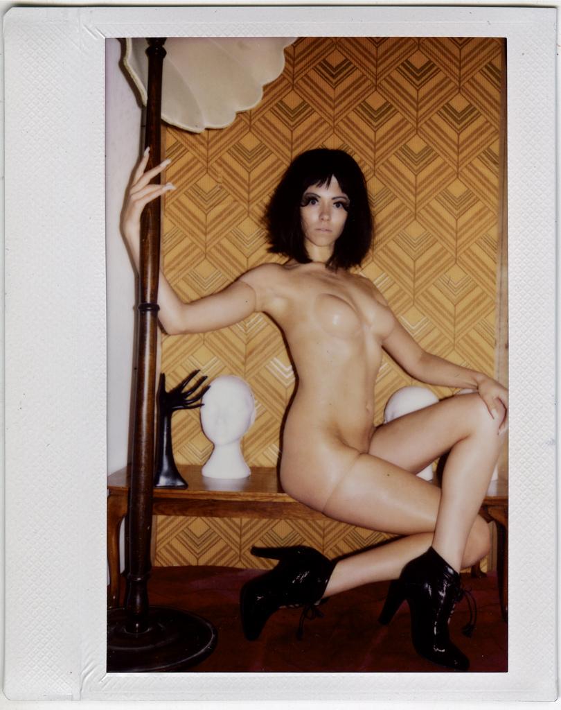 70s mannequin