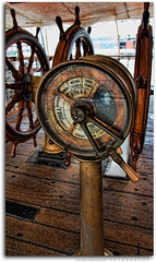 Engine Order Telegraph (Frank Kehren) Tags: argentina canon buenosaires frigate telegraph f11 helm 24105 sailingboat shipswheel ef24105mmf4lisusm presidentesarmiento canoneos5dmarkii