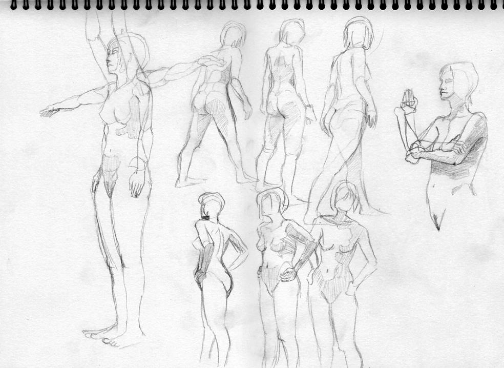 Vaejoun - Sketchbook +++