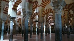 Cordoba Cathedral, Interior details (Sir Francis Canker Photography ) Tags: trip travel viaje espaa tourism church architecture francis spain arquitectura europe arch cathedral interior interieur columns arc catedral iglesia arches landmark visit icon mosque tourist anda