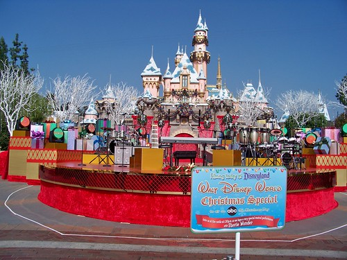Walt Disney World Christmas Special Set