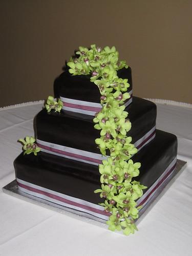 Cincinnati Wedding Cake