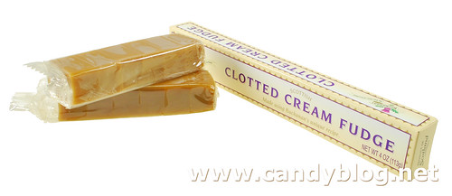 Clotted Cream Fudge