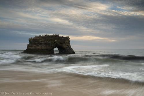 Natural Bridges State Park - Santa Cruz, California