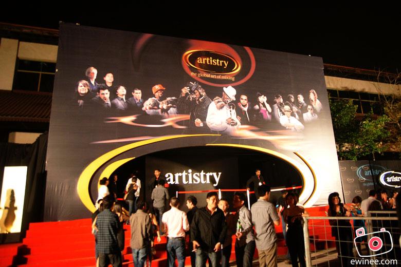 Hennessy-Artistry-Bukit-Kiara-Indoor Arena