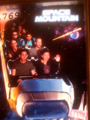 Space Mountain!!